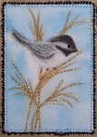 Single Chickadee ACEO