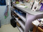 New Ironing Board Shelves