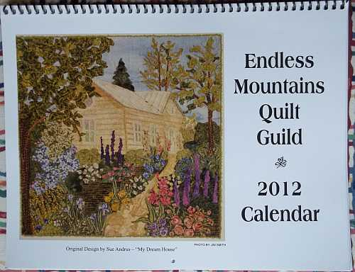 Guild Calender Cover