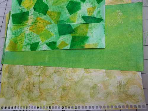 Green Papers and Fabric