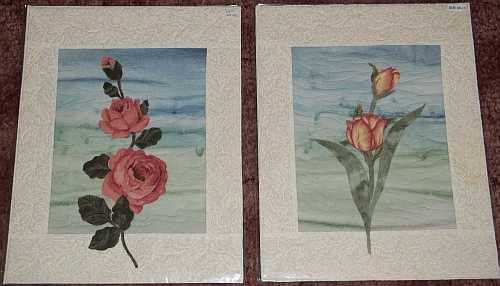 Left- Rose, Right Tulips- 11″x14″- Reg $60.00, Sale- $42.00 Each, plus shipping